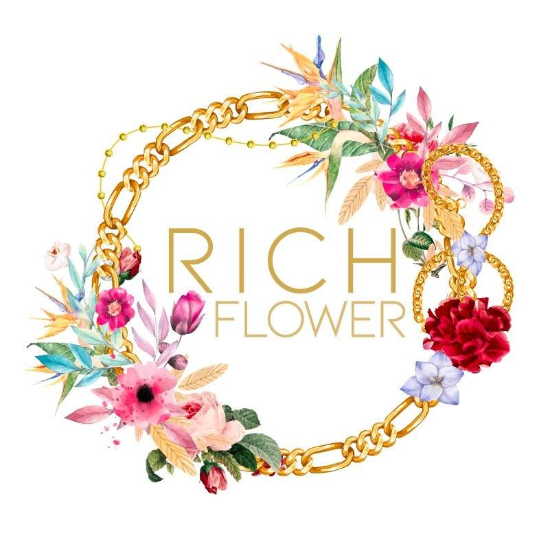 Rich Flower Lashes