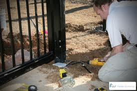 Electric Gate Repair Services Arlington