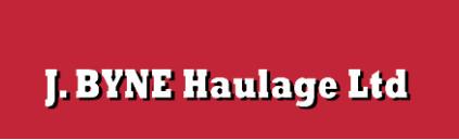 J. BYNE HAULAGE LTD