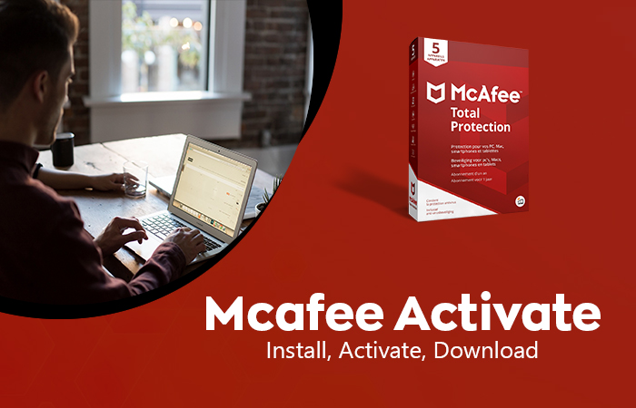 Enter Product Key McAfee Activate