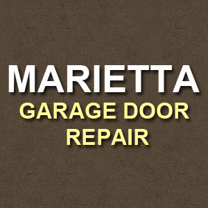 Marietta Garage Door Repair