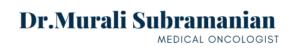 Dr Murali Subramanian