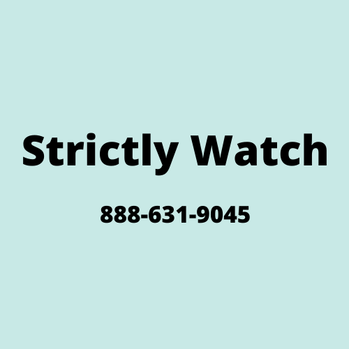 Strictly Watch