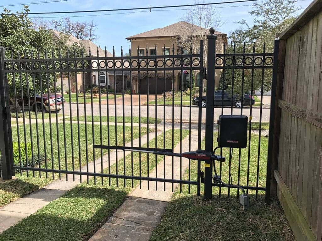 Gate Repair Services Experts Pearland