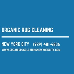 Organic Rug Cleaning New York City