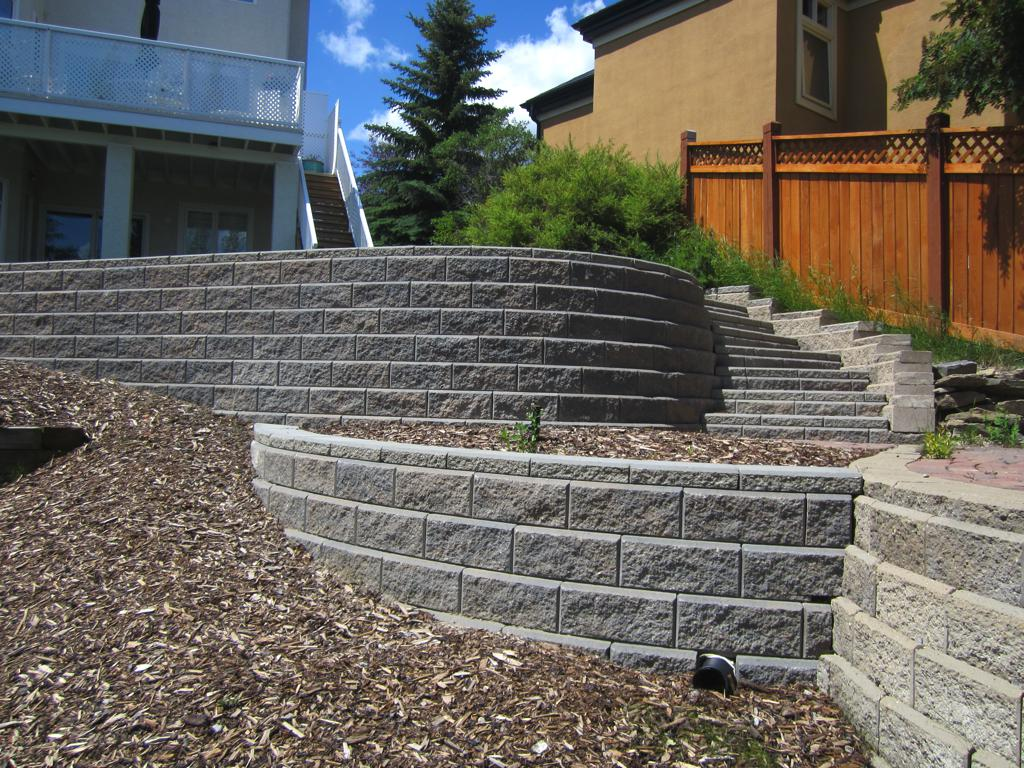 Retaining Walls St. Louis