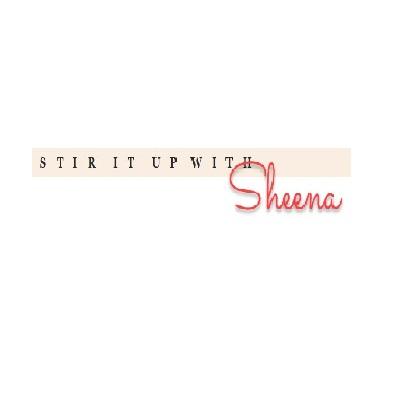 Stir it up with Sheena