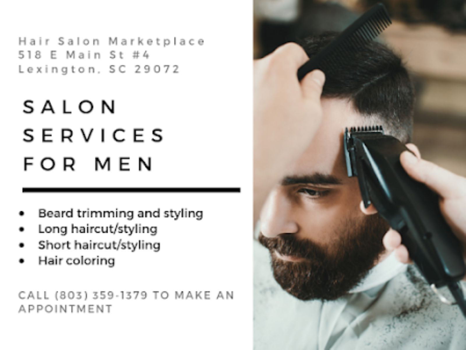 Hair Salon Marketplace
