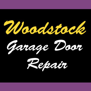 Woodstock Garage Door Repair