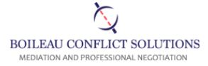 boileau conflict solutions
