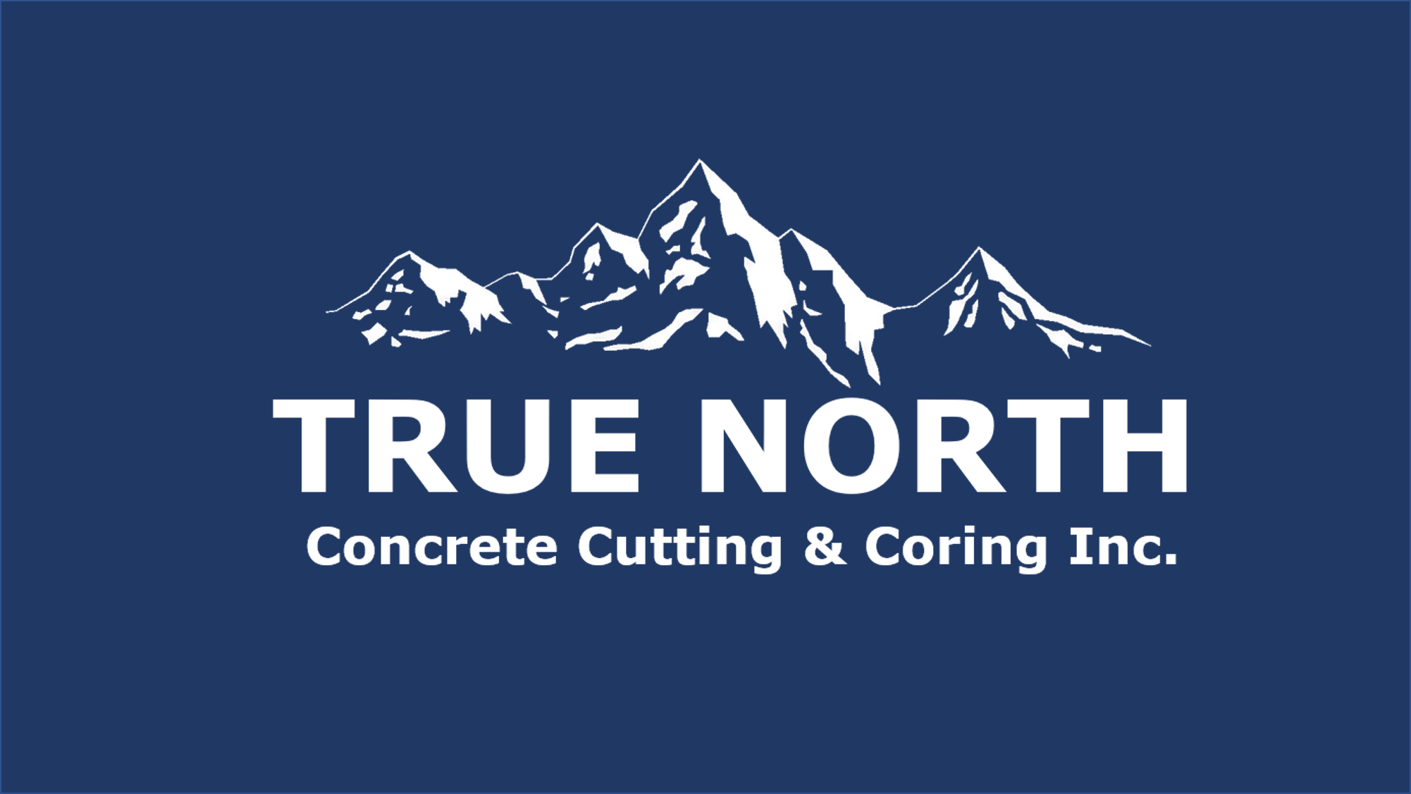 True North Concrete Cutting and Coring Inc.