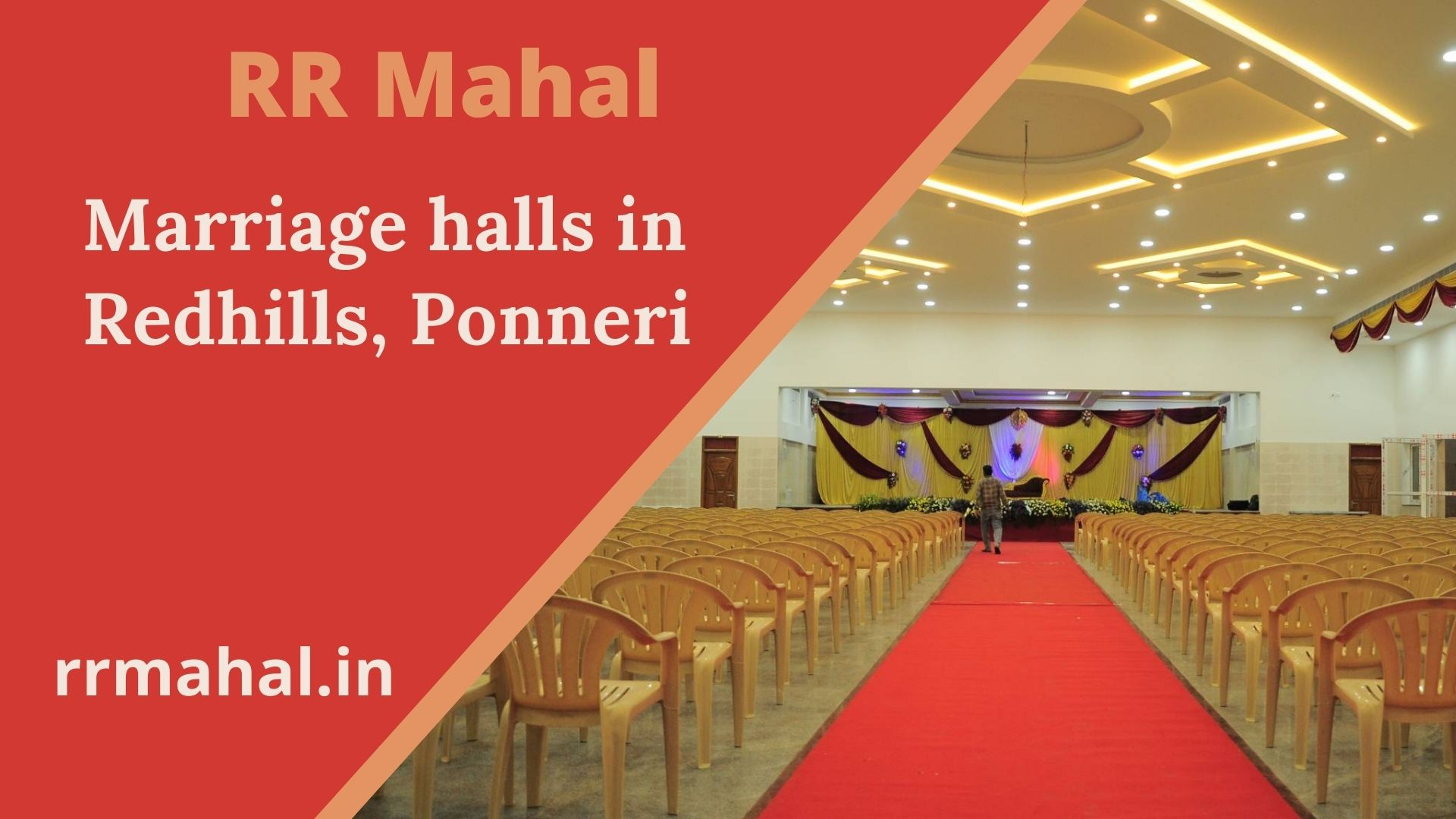 RR Mahal - Best Marriage Halls In Chennai