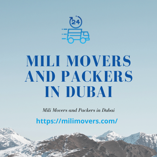 Mili Movers and Packers in Dubai