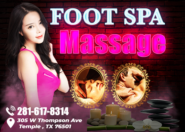 Foot Spa | Asian Massage Temple