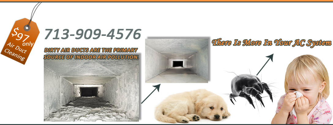 Air Duct Cleaning Friendswood TX