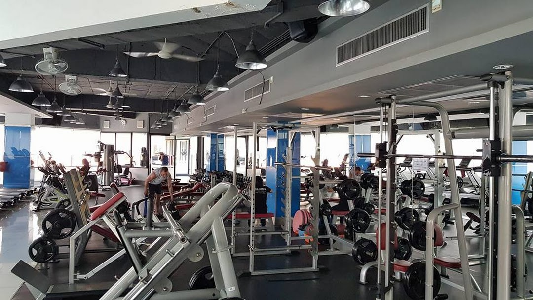 Harris Fitness Center Gym