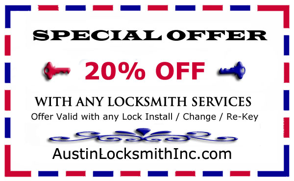 Austin Locksmith Inc