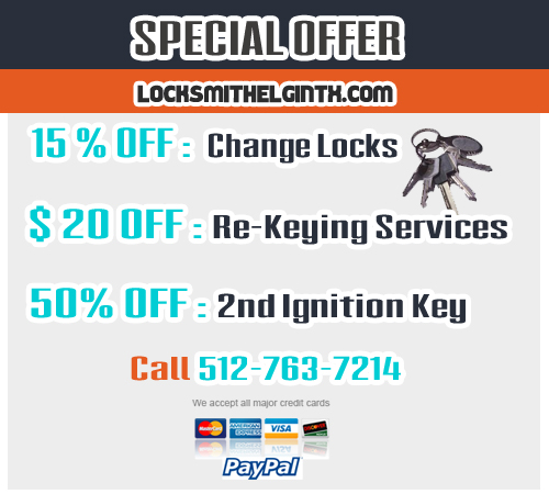 Locksmith Elgin TX