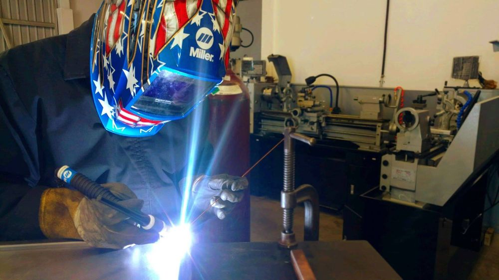 metal fabrication classes
