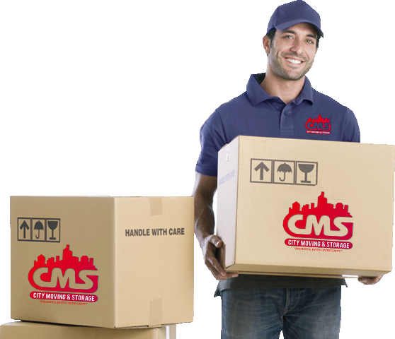CMS Moving and Storage