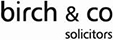 Birch & Co Solicitors | 0191 284 5030