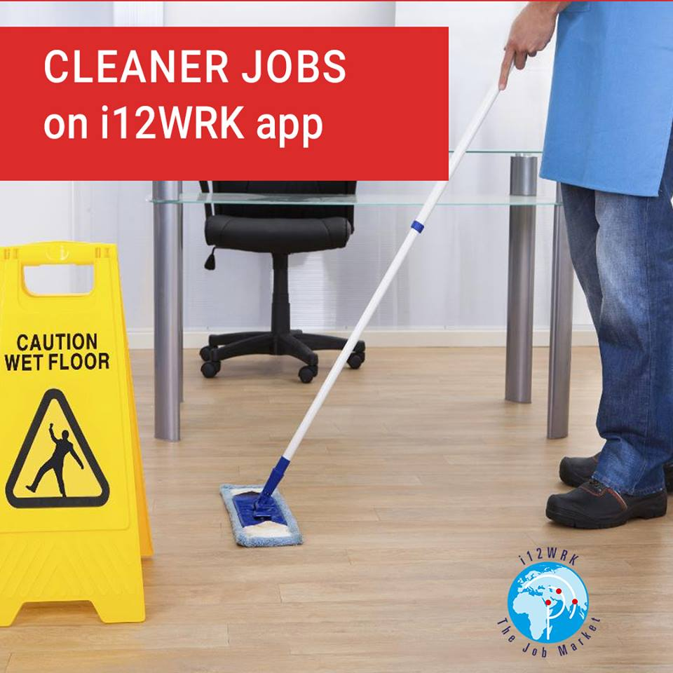 Cleaner Jobs