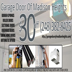 Garage Door Of Madison Heights