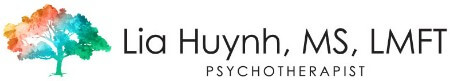 Lia Huynh, Licensed Marriage & Family Therapist
