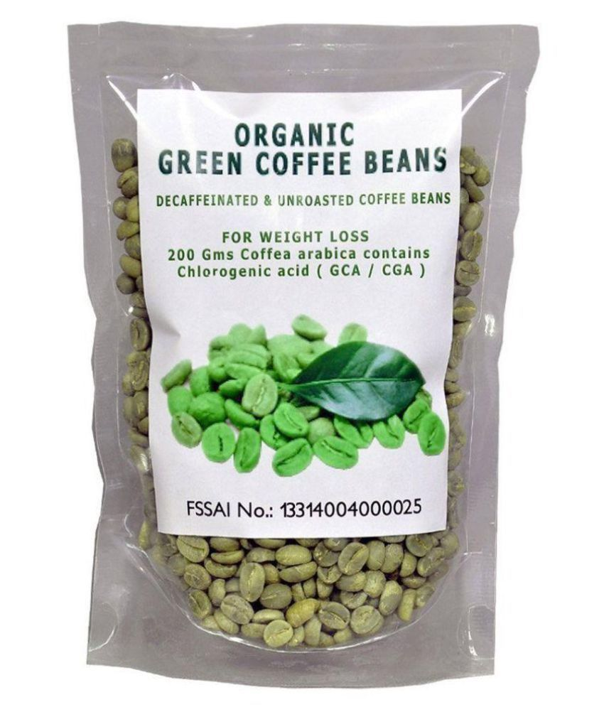 Green Coffee Bean Extract online India