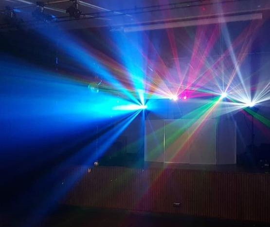 LSC Sound and Light Hire London