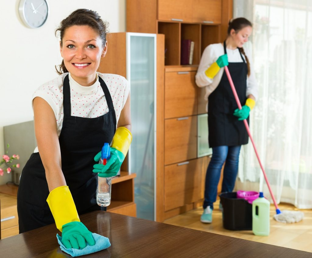maid service guelph