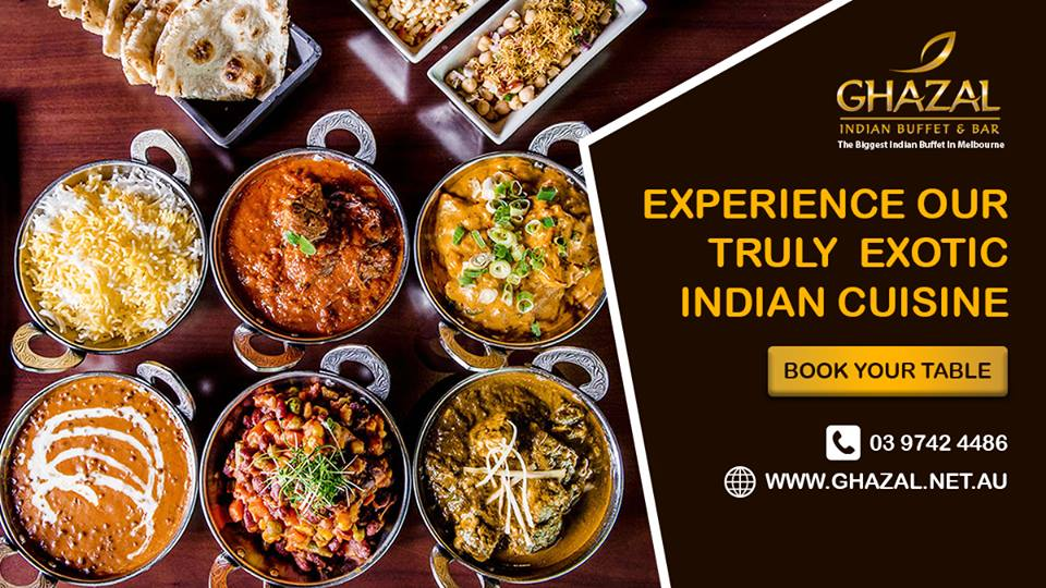 Ghazal Indian Buffet & Bar