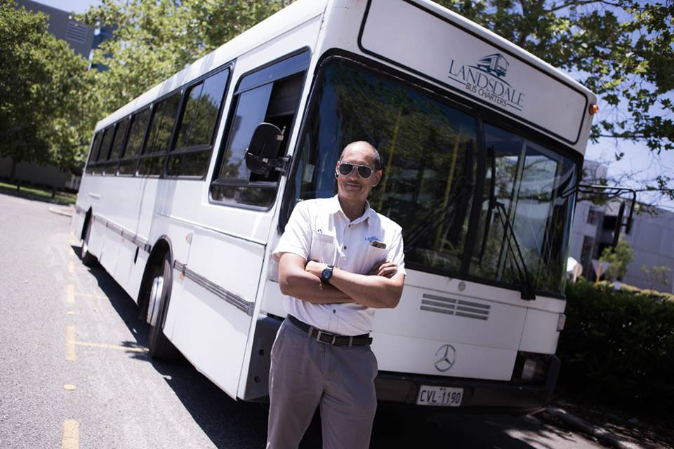 Bus hire Perth