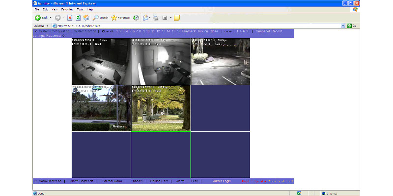 cctv security system Lakeland