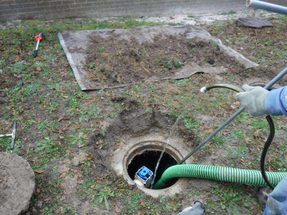 local septic pumping Erwin