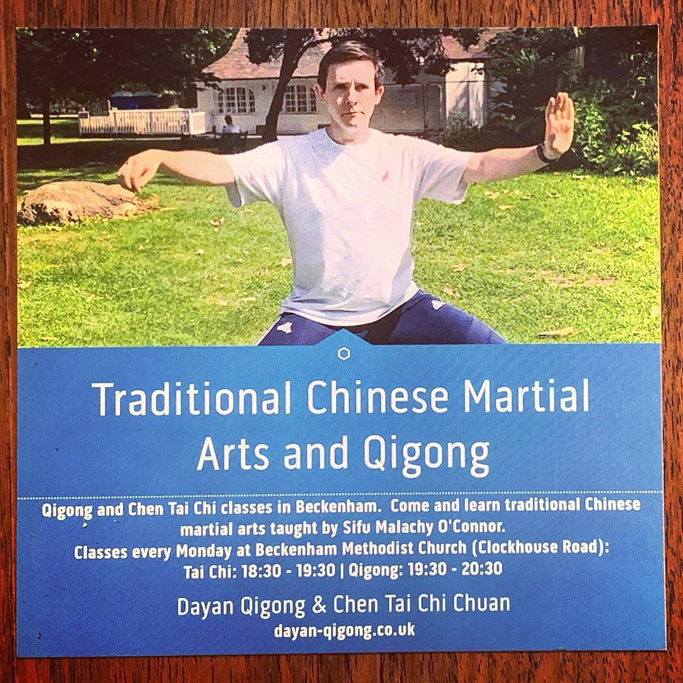 South London Dayan Qigong