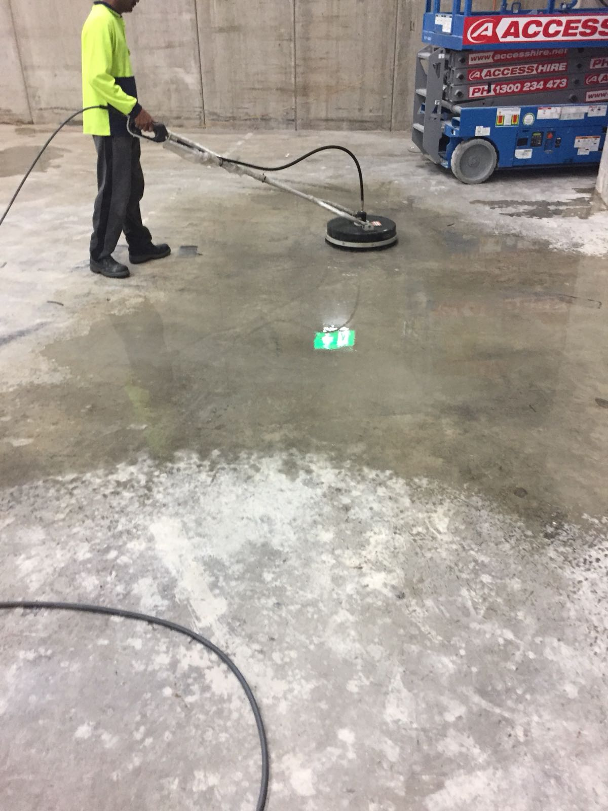The Commercial Cleaning