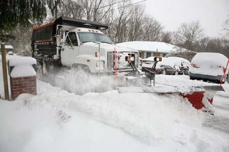 Kaplan Snow Removal - Commercial Snow Plowing Service