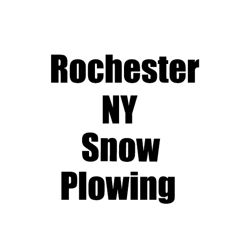 Rochester NY Snow Plowing