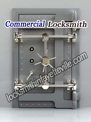 Fayetteville-commercial-locksmith