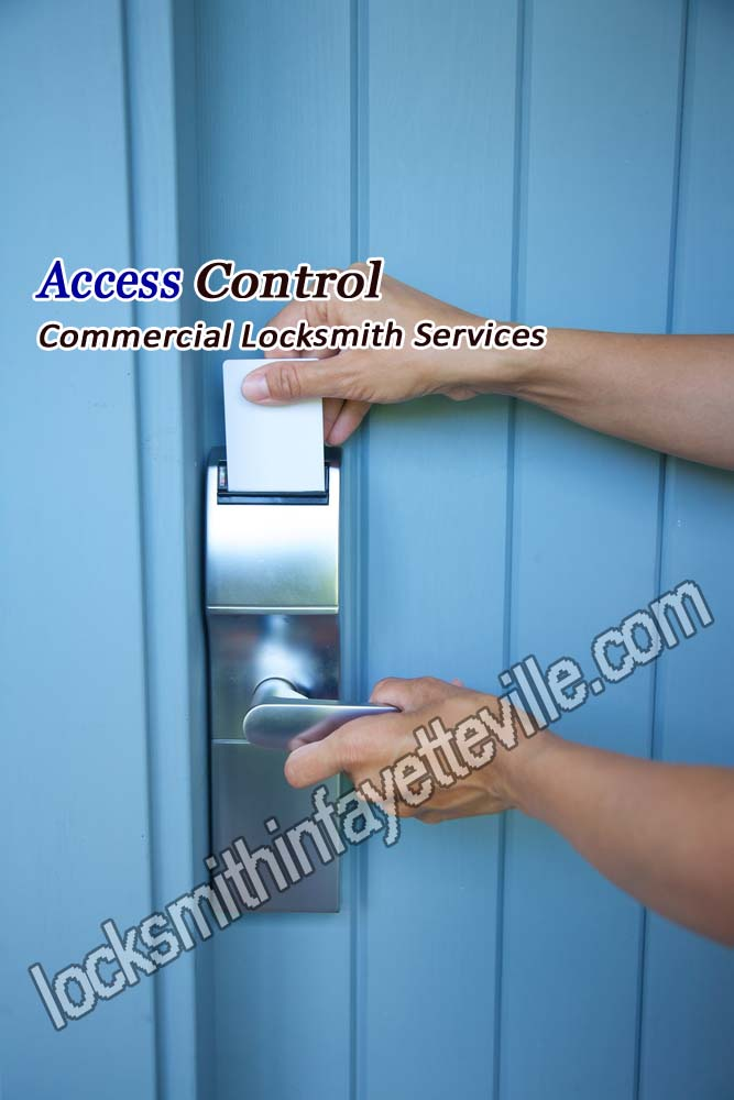 Fayetteville-locksmith-access-control