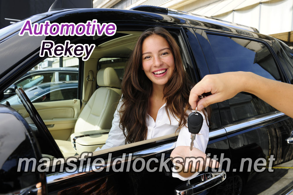 Mansfield-automotive-rekey