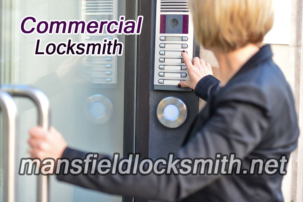 Mansfield-commercial-locksmith