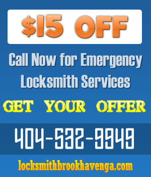 Locksmith Brookhaven GA