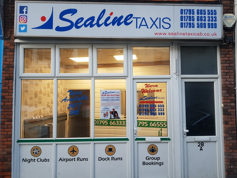 Sealine TAXIS