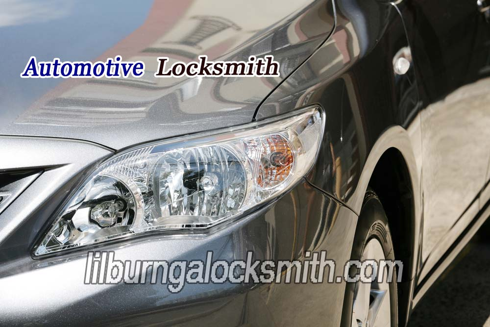 Lilburn Automotive Locksmith