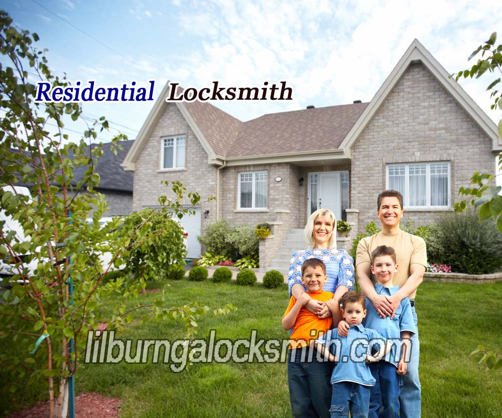 Lilburn Residential Locksmith