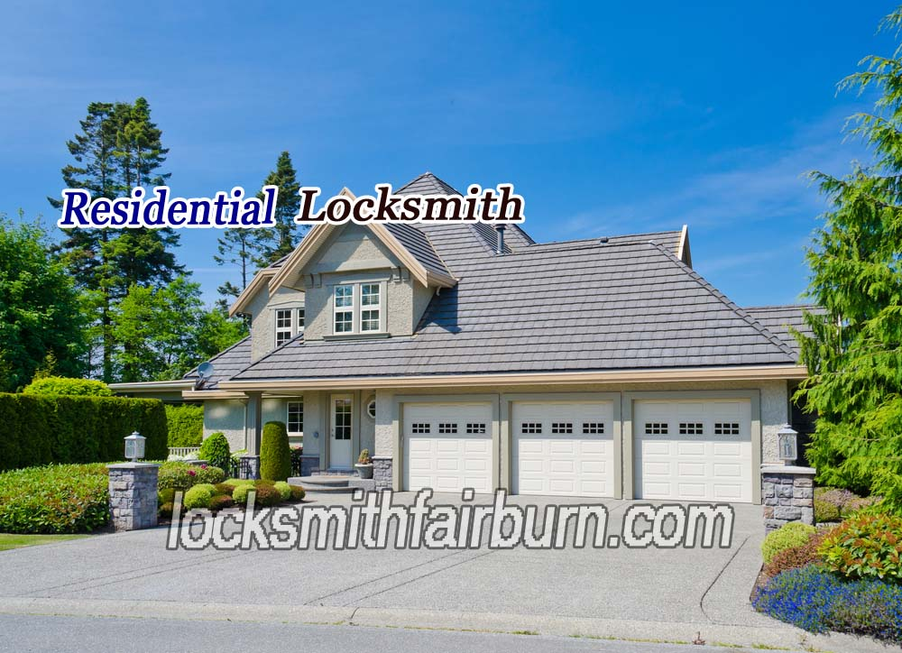 Residential Locksmith Fairburn