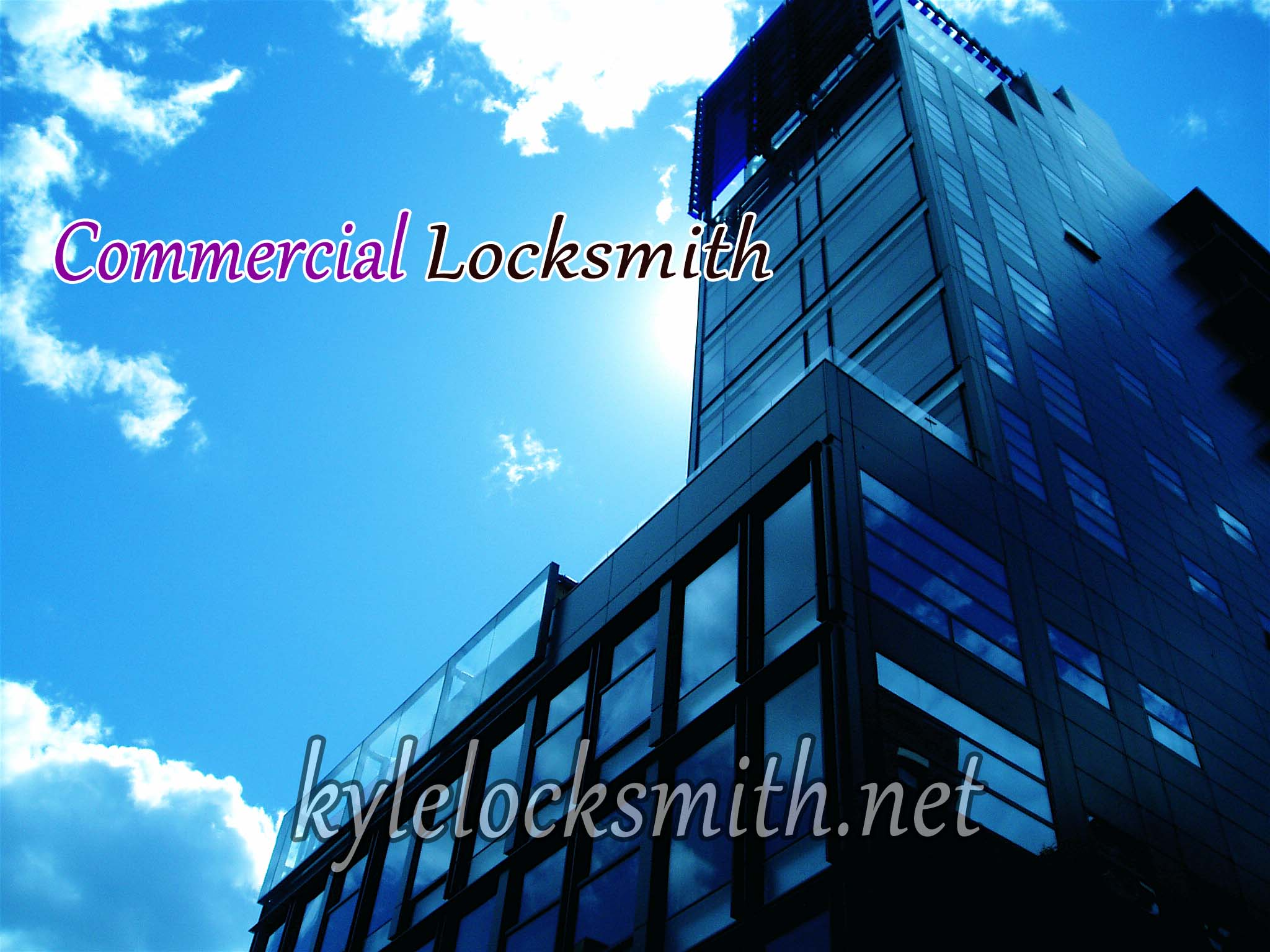 Kyle Commercial Locksmith