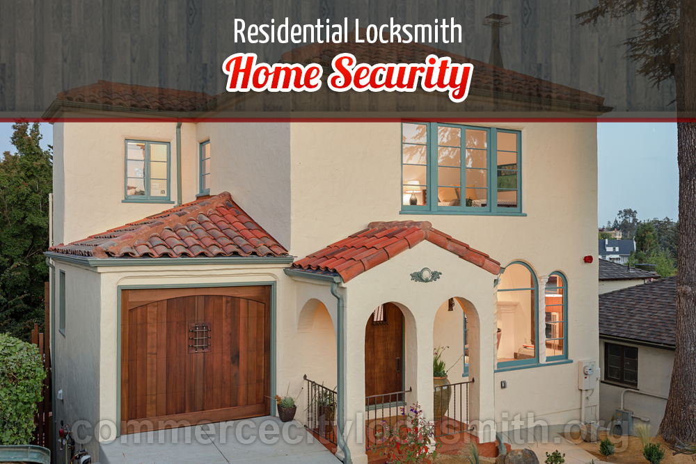 Commerce City Residential Locksmith